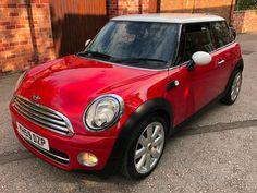 Mini 1.6TD (Chili) Cooper D, 55.000 MILES, 12M MOT, FSH, £20 TAX, 2 OWNERS! Mini Cars For Sale, Mini Books, Cool Cars, Top, Ebay, Shirts