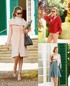 Read the article 'High Society: 7 New Fall Designs' in the BurdaStyle blog 'Daily Thread'.