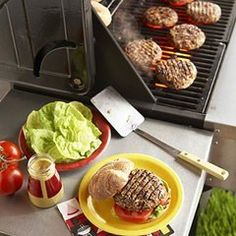 9 Ways to Build a Better Burger - Want to grill something great? Try these three burgers and nine yummy ways to serve them.