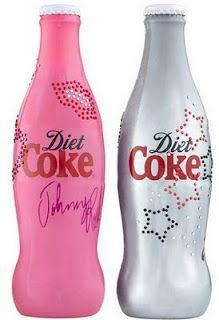 Diet Coke Crystal Customisation Boudoir by Johnny Rocket