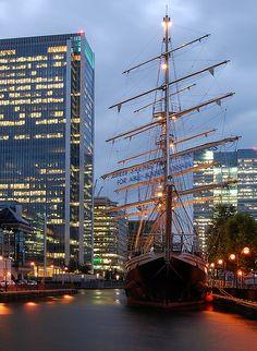 Canary Wharf Fleet   Flickr - Photo Sharing!