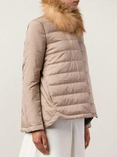 Brunello Cucinelli Puffer Jacket in Pink