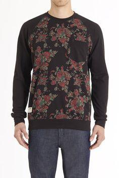 Rosette Sweatshirt