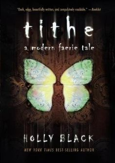 """A trilogy that is sometimes called [A] Modern Tale of Faerie, the subtitle of volume two.  The novel is set on the Jersey Shore and Black calls it """"suburban fantasy, as opposed to urban fantasy"""".  Tithe was one of five finalists for the annual Mythopoeic Fantasy Award in children's literature."""