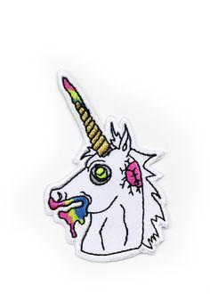 Zombie Unicorn Patch