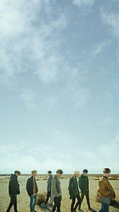 GOT7 Wallpaper #GOT7 #FLIGHTLOGARRIVAL #ARRIVAL #NeverEver