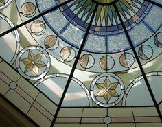 Nauvoo Temple Stained Glass. Temples are the Gem of the Earth. -DailyLDS.com-