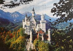 Neuschwanstein (King, 1000 stukjes)