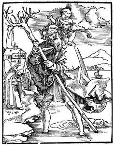Baldung Grien, Hans: St. Christopher [3]