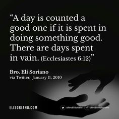 Call Upon The Lord, Fervent Prayer, Bible Encouragement, Ecclesiastes, Today Episode, Social Media Pages, Live In The Now, Trust God, Word Of God