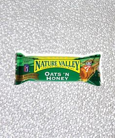 Someone found WHAT in a Nature Valley bar?!