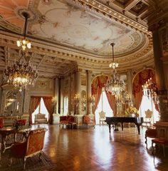 The Breakers, Newport, Rhode Island - In Photos: America's Most Beautiful Mansions - Forbes