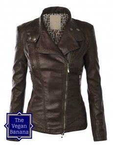 Faux Leather Jackets For Women Come In Many Colors
