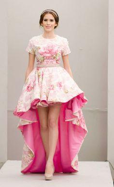Té de Rosas, ARTURO VALDEZ Spring/Summer 2015 collection