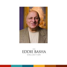 Eddie Basha began collecting art as a hobby in 1971 under the encouragement of his Aunt Zelma. It wasn't long until Eddie's hobby turned into a lifelong passion!