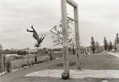Berlin Mitte, Mauerpark, 1976