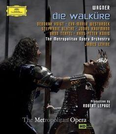 WAGNER Die Walküre - Levine - Deutsche Grammophon