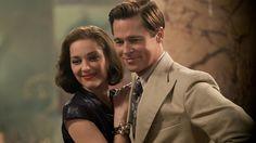 """Cotillard & Pitt - verliebte Spione: """"Allied"""" endlich im Kino"""