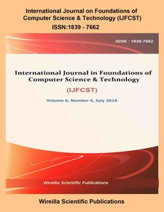 International Journal in Foundations of Computer Science ...