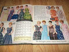 MARSHALL WARD SPRING / SUMMER 1962 HARDBACK MAIL ORDER CATALOGUE BOOK   eBay
