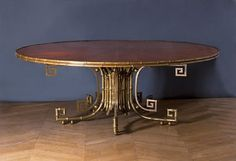 Maison Jansen, An exceptional centre table