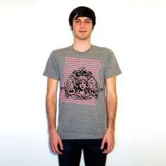 Dazed Medusa Tee Men's, $23, now featured on Fab.