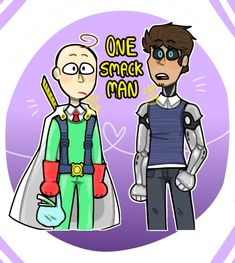 Bald Man, Fandoms Unite, One Punch Man, Hilarious, Funny, Fan Art, Saitama, Education, Learning
