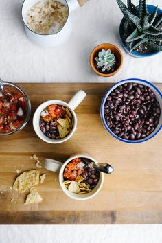 Burrito bowls are so yesterday; mugs are the future. Get the recipe from Urban Outfitters »    - Delish.com