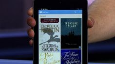 Turn a cracked Nexus 7 into an e-book reader | How To - CNET