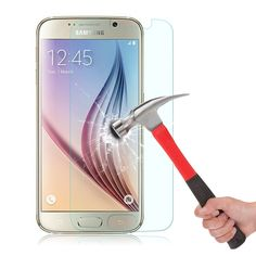 >> Click to Buy << Tempered Glass For GalaxyS7 Screen Protector Film For Samsung S4 5 6 S4Mini S3 NOTE3 4 5Explosion-Proof Function Protective Film #Affiliate
