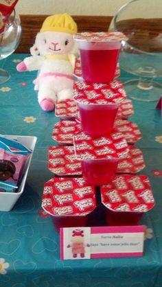 Doc McStuffins party Ideas