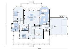 DOM.PL™ - Projekt domu SZ5 Zr11 CE - DOM SZ1-07 - gotowy projekt domu