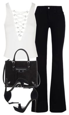 """Untitled #2257"" by do-the-calder ❤ liked on Polyvore featuring STELLA McCARTNEY, Topshop, Balenciaga and ASOS"