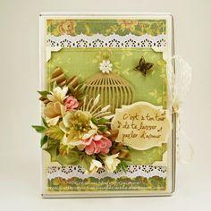 Le Château de cartes: Bonne anniversaire grand-maman...