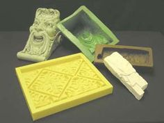 A range of liquid mold rubbers for making molds of architectural elements to cast materials such as concrete, plaster and resin.