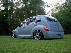 Hey, new to this forum and this seems like the place to go to get questions answered on anything aftermarket for pt cruisers. Plymouth, Pt Cruiser Accessories, Dodge, Cruiser Car, Old Vintage Cars, Chrysler Pt Cruiser, Air Ride, Cool Cars, Cruises