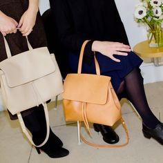 "Mansur Gavriel ""Lady"" bag for Fall 2015"