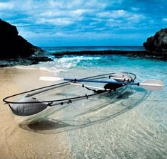 Clear kayak - having tried kayaking recently, want to do a clear kayak in caribbean