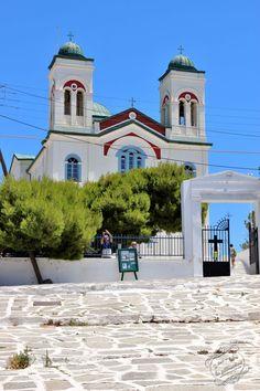 Il était une fois la pâtisserie...: Vacances en Grèce, à Paros {Cyclades} / Church in Greece