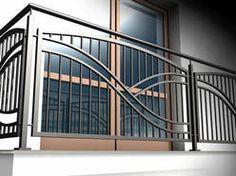 Balustrady nowoczesne KUTE balustrada barierka poręcze
