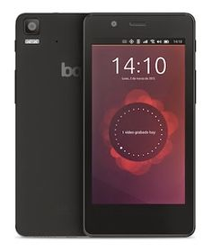 Ya está disponible en Europa el primer smartphone con Ubuntu