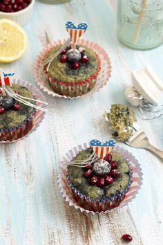 Blueberry Lemon Muffins – Gluten Free via FamilyFreshCooking.com ©Marla Meridith Photography #breakfast #brunch