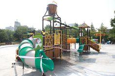 2014. 7.18 영등포구 영등포공원(구OB공원) 에 친환경물놀이장이 개장할 예정입니다. 신길광장물놀이장, 문래물놀이장에 이어 영등포구에서 3번째로 들어서게 될 영등포공원 친환경물놀이장~ 이번 여름 시원함을 영등포공원 물놀이장에서 함께 하세요!!