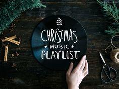 FELIZ NAVIDAD: playlist christmas : via La Garbatella