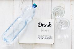 DRINK MORE WATER! by kofaragozsuzsiphotos  www.facebook.com/kofaragozsuzsiphotos Calendar Wallpaper, Drink More Water, Spray Bottle, Cleaning Supplies, Facebook, Drinks, Typo, Drinking, Beverages