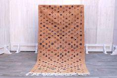 OLD Moroccan berber kilim 5x8 Geometric Flat weave Wool Area Rug Teppich Tapis Moroccan Berber BENI OURAIN 100% wool Moroccan rug