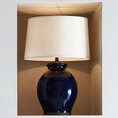 Ashford Table Lamp #williamssonoma