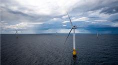 Hewing wind farm photo