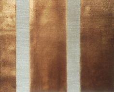 DESIGNERS GUILD Du Barry Velvets Stripe Caramel Remnant New