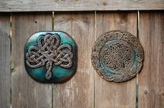 Celtic Knot Mandala Stone Sculpture Garden Gifts Irish | Etsy Stone Sculpture, Sculpture Art, Sculpture Garden, Celtic Art, Irish Celtic, Cast Stone, Irish Art, Celtic Designs, Garden Gifts